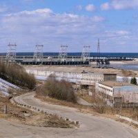 Чебоксарская ГЭС :: Валерий Шибаев