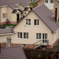 Дома которые вырастают за день... :: Мария Данилейчук