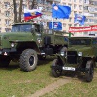 два поколения :: Сергей Кочнев
