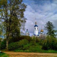 Череменецкий монастырь :: Наталья Левина