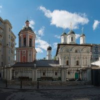 Храм Апостола и Евангелиста Иоанна Богослова на Бронной :: Роман —-