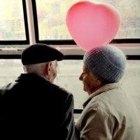 Любви все возрасты.... :: Вероника Подрезова