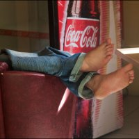 Питер. Всегда Кока Кола. :: Михаил Розенберг