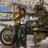 Под зонтом :: Витилий Зернов