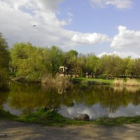 Городской парк манит... :: Алиса Фадеева