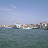 Путь в Венецию... :: Маргарита Сазонкина