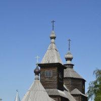 Церковь Сергия Радонежского. Муром. :: Андрей Чиченин