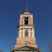 Церковь Троицы Живоначальной в Вишняках (в Больших Лужниках :: Александр Качалин