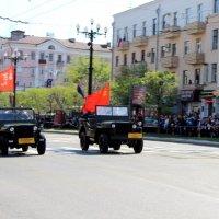 9 мая. г Хабаровск :: Анна Шитова