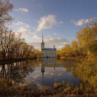 На пруду :: Олег Кашаев