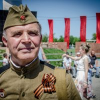 09.05.2014 Парк Абая, г. Шымкент :: Dmitriy Khvan