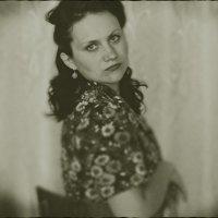В память о войне 1941-1945 (Автопортрет) :: Вера Шамраева