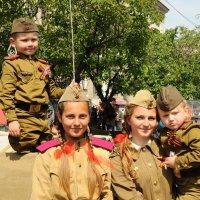 9 мая в Севастополе :: Игорь Юрьев