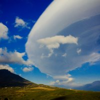 Небо над Крымом :: Александр Шевченко