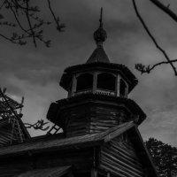 Церковь в Маньге :: Ара Маргарян