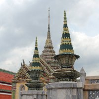 Таиланд. Бангкок. Туристы :: Владимир Шибинский