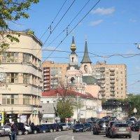 Город после майского снегопада. :: Владимир  Зотов