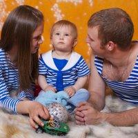 Мы  семья :: Виктор Твердун