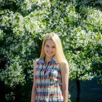 Девушка :: Катя Бакшенева