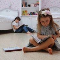 когда остаются девчонки одни :: Irina Zubkova