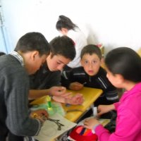 Шестиклассники творят... :: Arusia Davrisheva