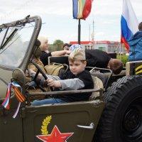 Рулю к Победе! :: Андрей Студеникин