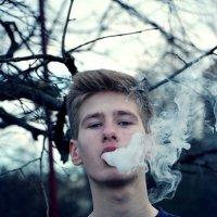 Дым :: Алексей Кузьмин