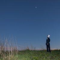 Луна :: Юрий Бичеров