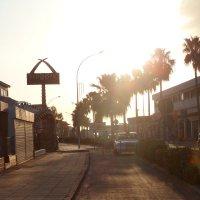 Еще одна кипрская улица в жаркий день :: Оля Cмирнова
