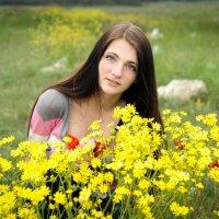 весной... :: Марина Брюховецкая