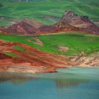 Нурекское водохранилище. Таджикистан :: Ирина Токарева
