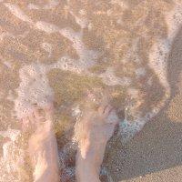 О море, о чем шептали скалы... :: Александра Каменная