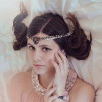 Светлая принцесса :: Анастасия Долинская