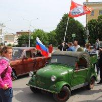 Праздник в городе :: Юрий Гайворонский