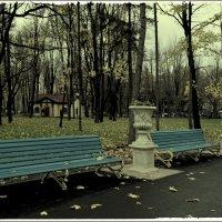 Скамеечки :: Татьяна Кретова