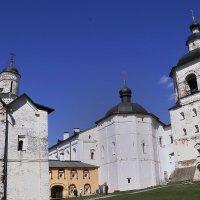 Кирилло-Белозерский монастырь, Вологодская область :: Автандил Евсеев