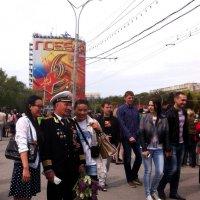 Почтем за честь! :: Ирина Рахимова