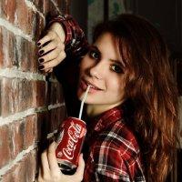 Coca - Cola :: Юлия Китаева