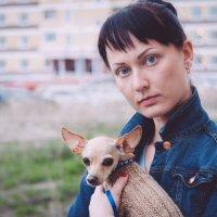 С собачкой :: Artem72 Ilin