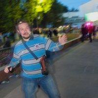 Поймал ритм танца... :: Екатерина Василькова