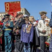 Внук заменит деда :: Валерий Тумбочкин