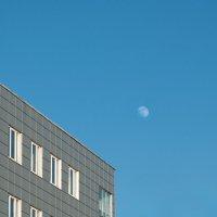 Луна :: Сергей Мелешков