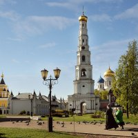 Пошли нам, Боже, просветленья -  благослови и осени! :: Ирина Данилова