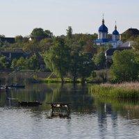 Ранок на річці :: Дмитрий Гончаренко
