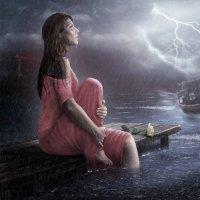 я не плачу- это просто дождь... :: Элен Банер