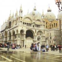 Венеция.Пл.Сан Марко :: Сергей Шруба