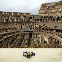 Колизей, вид на арену :: Любовь Изоткина