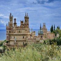 Замок Коломарес. Андалусия, Испания. :: Виталий Половинко