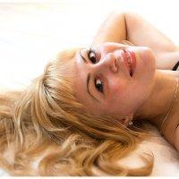 Блондинка :: Ульяна Альбинская