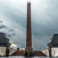 Монумент героическим зaщитникам Ленинграда :: Яна К